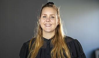 Satte verdensrekord i kosting, snart er hun some-ansvarlig i Unicef