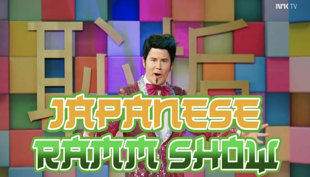 Japanese Ramm Show, Nicolai Ramm, Helt Ramm