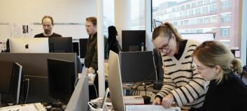 Morgenbladet søker redigerer