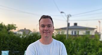 Steffen er ny sportsjournalist i Adresseavisen