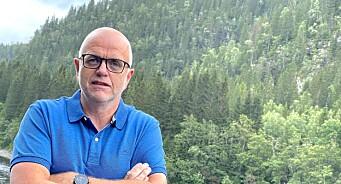 Redaktør i Hyttemagasinet til Aftenposten trodde han tok opptak - Kom tilbake uten lyd