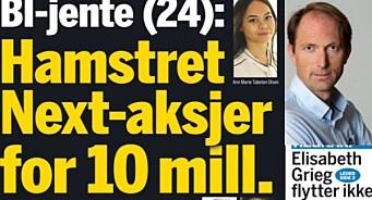 Kritiserer Finansavisens tittelgrep: – Klassisk hersketeknikk!