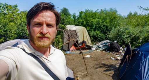 VG dro til Balkan for å fortelle migrantenes historie: – Gjorde sterkt inntrykk