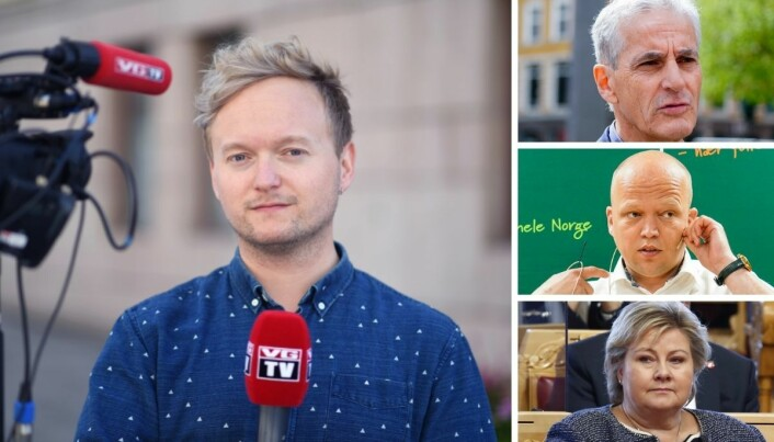 VGTV arrangerer den første statsministerduellen: – Skulle bare mangle