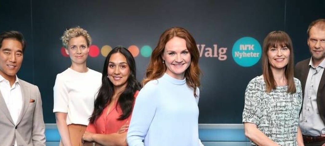Klagestorm mot NRKs valgdekning etter Helgheim-oppfordring