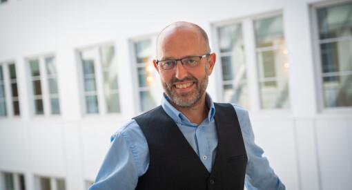 Mads Yngve Storvik går av som NTB-sjef - og forlater journalistikken