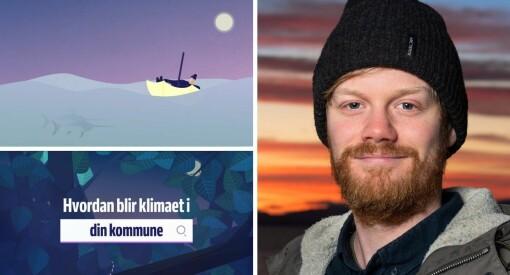 NRK samlet klimadata fra hele landet: – Vær så snill, stjel materialet vårt!