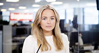 Jenny Emilie Aas (22) er Dagbladet TVs nye SoMe-spesialist