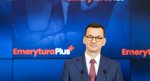 Polen avviser USAs kritikk av ny medielov