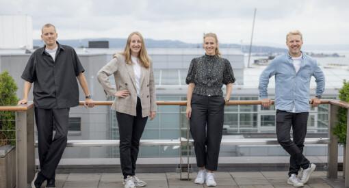 Kristin Ward Heimdal (29) skal lede PodMe i Norge