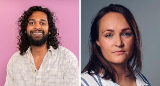 Avisa Oslo ansetter Renold (32) og Silje (34)