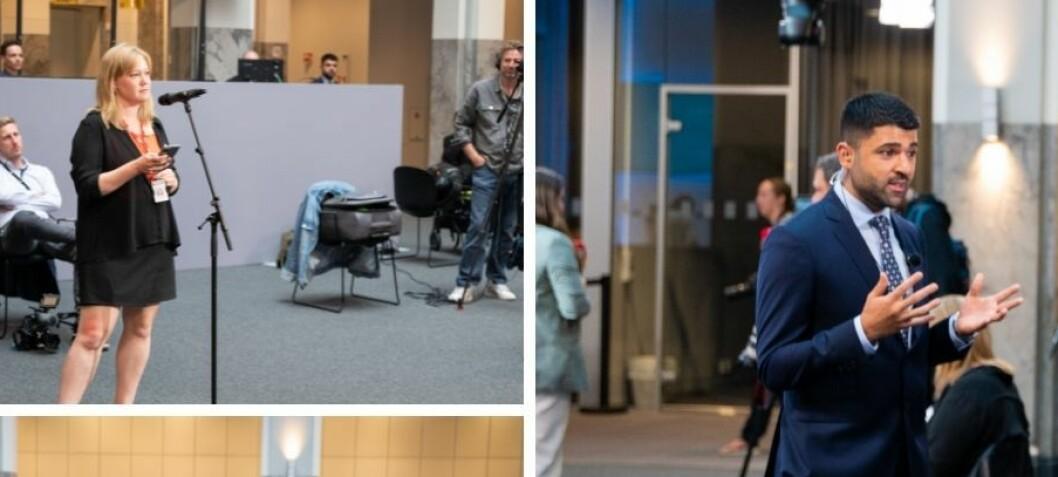 Journalistene har vært på over 200 korona-pressekonferanser