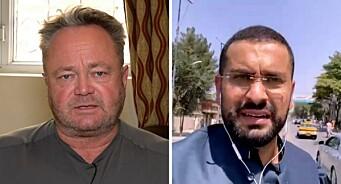 Vanskelig for de norske korrespondentene å komme seg ut av Kabul: – En uoversiktlig situasjon