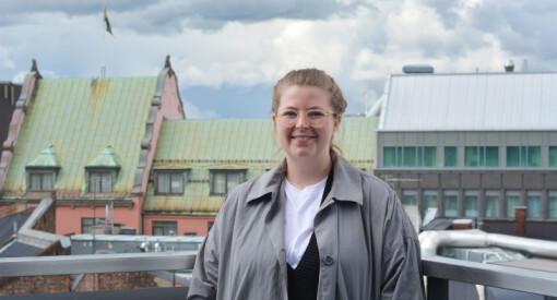 Andrea Sørøy er ny journalist i Psykologisk.no