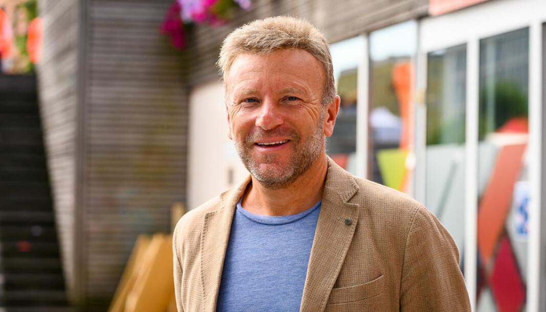 Dagen-redaktør Vebjørn Selbekk tror folk vil få se nye sider av ham på Farmen.