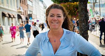 Kristin Skogen Lund om Schibsted i medvind: – Et armslag vi ikke har hatt på en stund