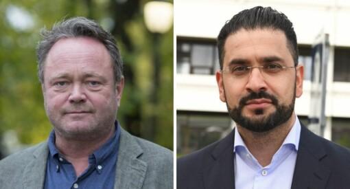 Fredrik Græsvik og Yama Wolasmal er tilbake i Norge