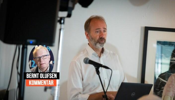 Snart skal PFU-saken behandles: Presseetisk nachspiel med Trond Giske