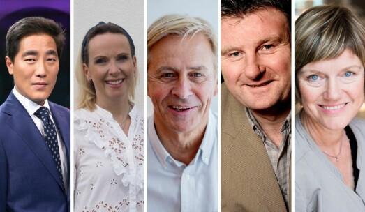 Se oversikten: Disse 100 NRK-journalistene tjener best