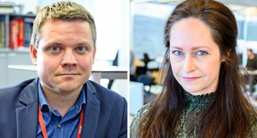 E24 og DN om Børsens rekordtall: – Vi gratulerer Dagbladet med seier i en konkurranse de har funnet på selv