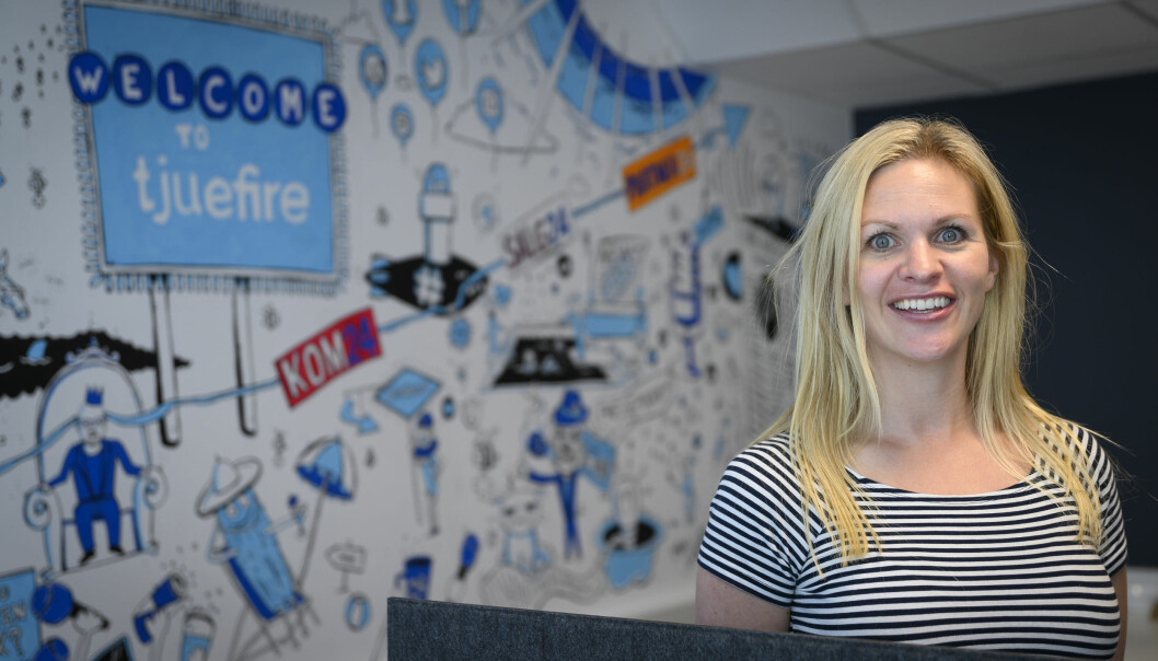 Forretningsutvikler og prosjektleder Siss Godager-Andersen blir daglig leder i det nye salgs- og innholdsbyrået Partner24.