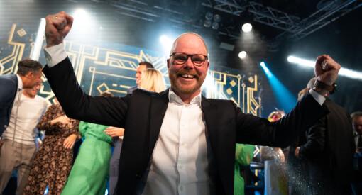 VG-sjefen etter storeslem på Årets Mediepriser: – Rørt