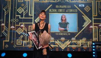 Ingeborg Senneset vant NTBs Språkpris