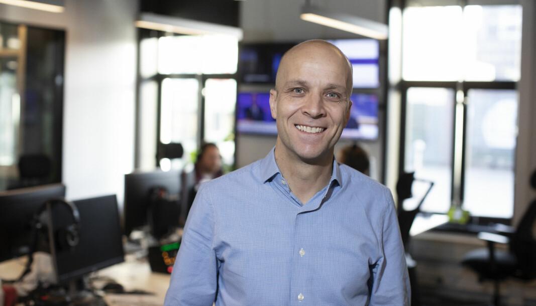 Programredaktør Kristoffer Vangen og Bauer Media lanserer i disse dager en helt ny radiokanal.