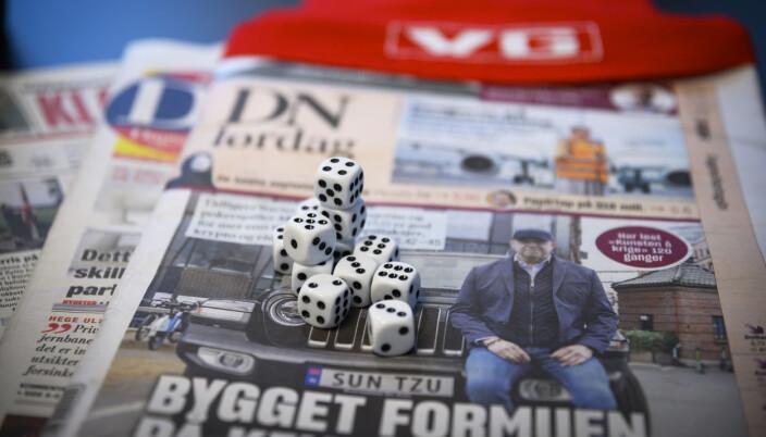 Er medienes terningkast på politikere fordummende eller folkelig? Vi spurte redaktørene