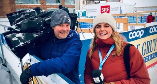 Ellen Kessel (28) får fast jobb i TV 2: – En ære