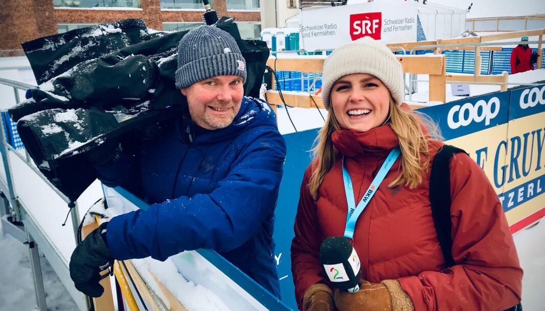 Ellen Kessel blir deskreporter for TV 2 Nyhetskanalen.