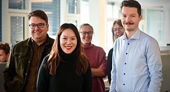 Morgenbladet ble «Årets nisjenettsted». Nå hyller de sine nye eiere