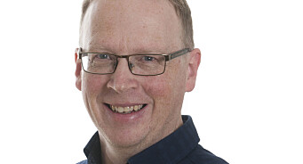 Sveinung Engeland (54) vert reportasjeleiar i Nynorsk Pressekontor
