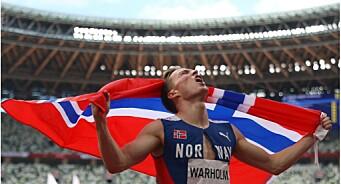 Norske OL-triumfer ga beste måned på tre år for Discovery