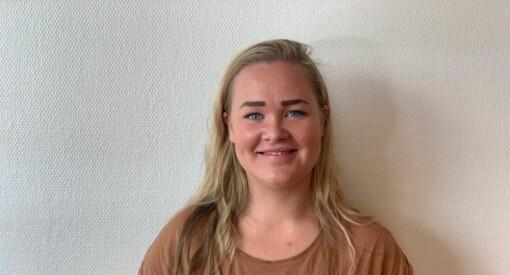 Ine-Elise Høiby har store planer for DT-comebacket: – Skal bli best på breaking news