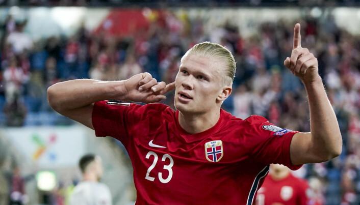 Nesten 800.000 så Norge mot Nederland