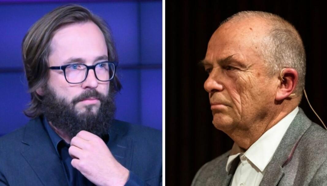 Filter Nyheter-redaktør Harald Klungtveit klager inn Document.no og Hans Rustad (t.v) inn for PFU.