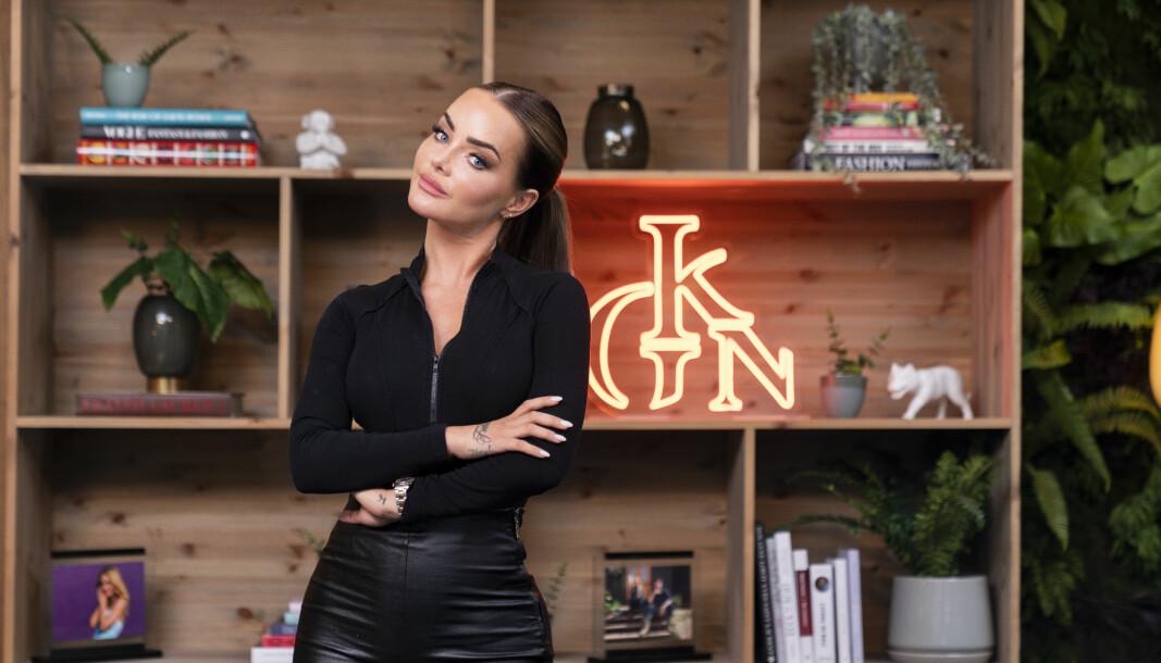 Sophie Elise Isachsen blir programleder-vikar i God kveld Norge.