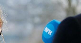 NRK søker nyhetsjournalist