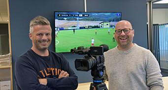 Trønderbladet satser hardt på streaming av sport: – Vi holdt på å besvime over responsen