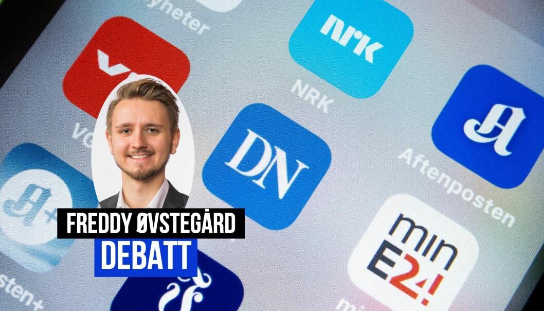 SV vil gi mer penger for å øke mediemangfoldet i Norge.
