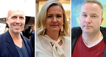Journalister og redaktører er med i lukket politisk nettverk: – Vil fremstå som samrøre