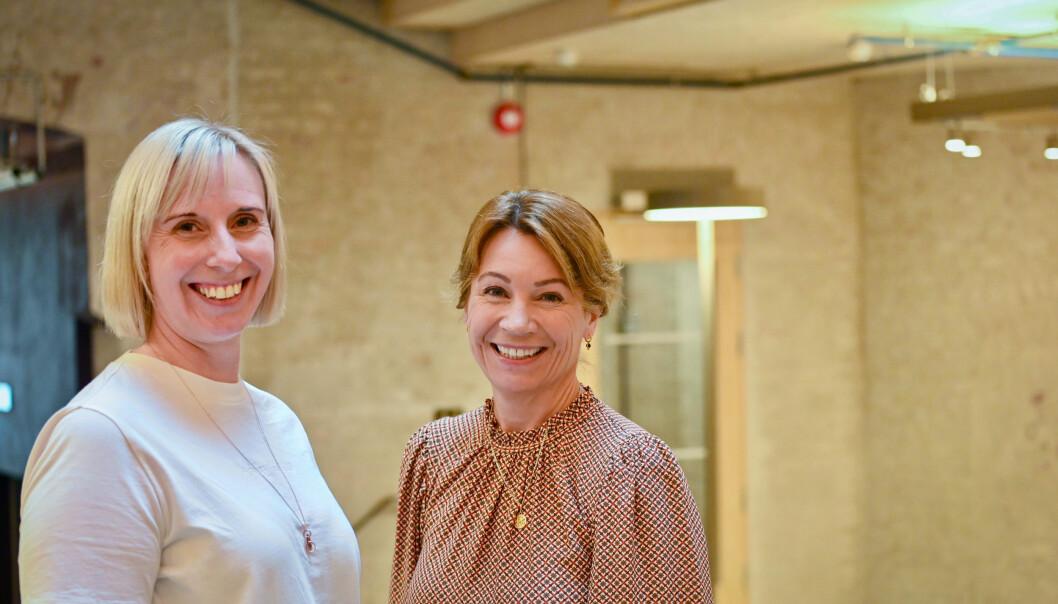 Charlotte Østby Sundberg, påtroppende nyhetsredaktør i Nettavisen, har det siste året hatt sjefredaktør i Budstikka, Kjersti Sortland, som mentor.