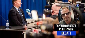 Pandemien har gjort media til mikrofonstativ