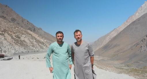 Aftenposten har sendt to journalister til Kabul: – Får en helt annen informasjon