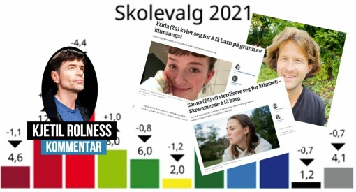 I NRK steriliserer ungdommen seg for klimaet