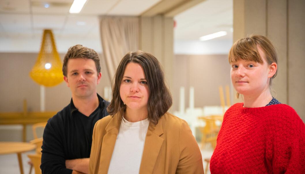 Vegard Venli, Nina Selbo Torset og Sigrid Gausen står bak Aftenposten-avsløringene om politikernes bruk av pendlerboliger.