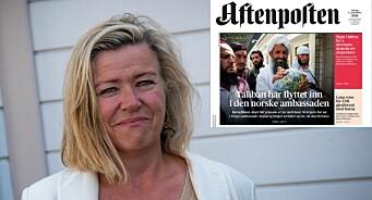 Aftenposten-journalistene fikk omvisning av Taliban. Det vekker oppsikt internasjonalt
