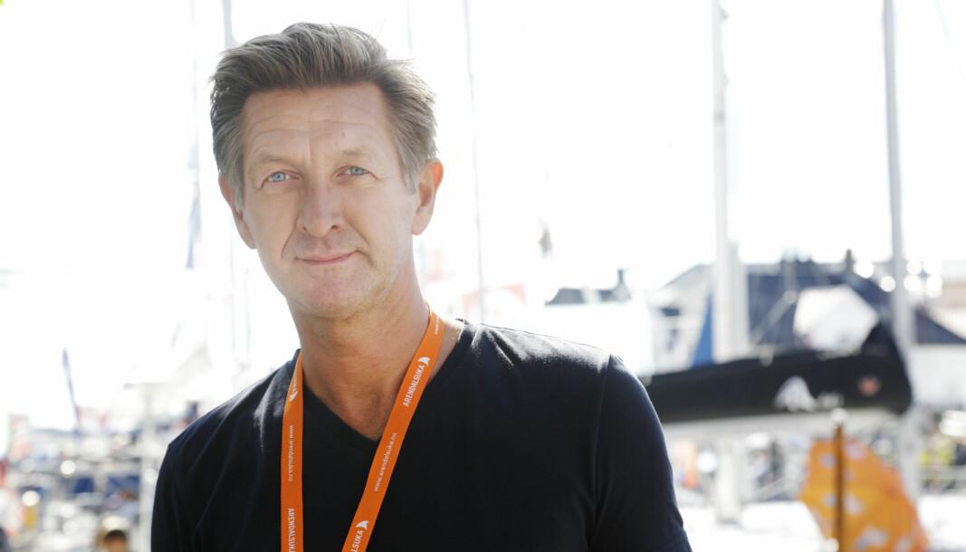 Ansvarlig redaktør og daglig leder i Kampanje Media, Knut Kristian Hauger.