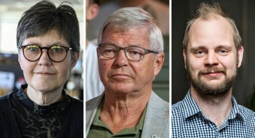Dagbladet refses for oppslag om KrF-Ropstad: – Ugreit